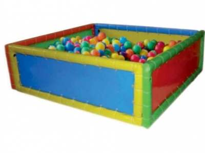 NP 743 Soft Play Top Havuzu 200x200x50 CM