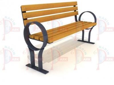 Oturma Bankı NP 408 - Metal Ayak