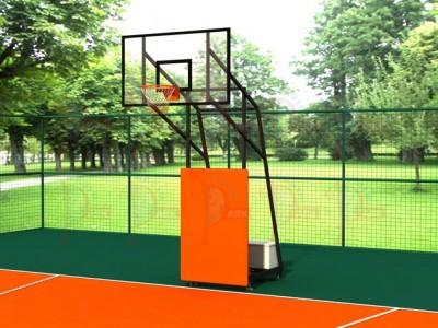 NP 635 - Dört Ayak Basketbol Potası