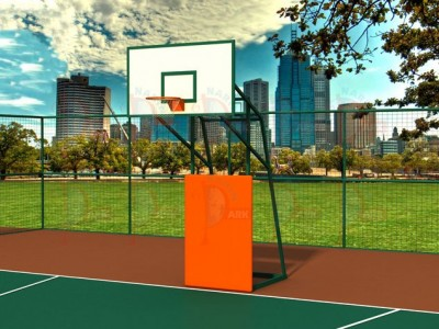 NP 639 - Dört Ayak Basketbol Potası